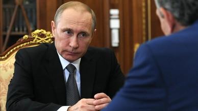 El Kremlin niega rotundamente tener informaciones comprometedoras sobre Trump