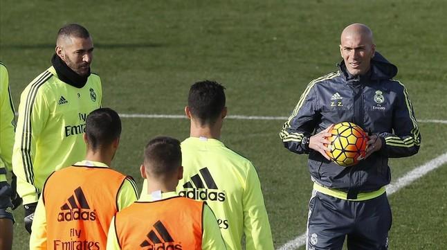 La Liga BBVA pone ya a Zidane como el mejor entrenador de la historia del Madrid