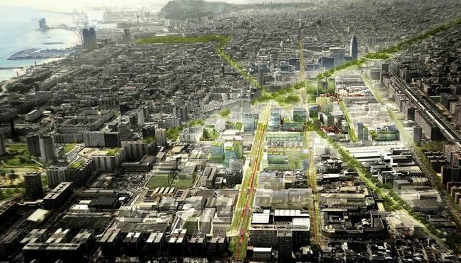Barcelona da pasos de gigante hacia la ciudad inteligente