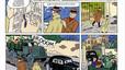 La biografia en còmic del creador de Tintín arriba a Espanya