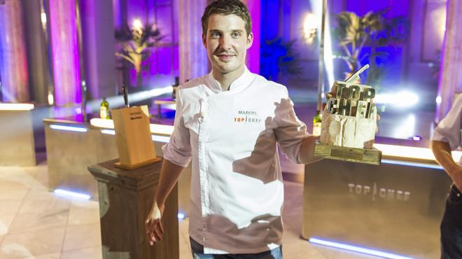 """Marcel Ress, guanyador de 'Top chef': """"Jo ni tan sols em volia presentar al concurs"""""""