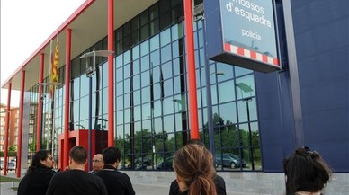 La Guàrdia Civil busca proves de l'1-O a la comissaria dels Mossos a Lleida