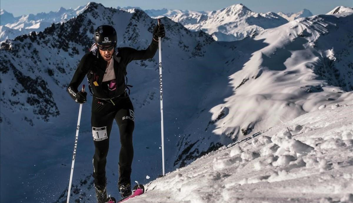 Kilian Jornet culmina el repte del Cho Oyu i marxa cap a l'Everest