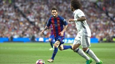 Les claus tàctiques del Madrid-Barça: Messi, l'extraterrestre