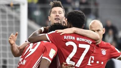 El bayern de Munic aconsegueix el cinquè títol consecutiu de la Bundesliga