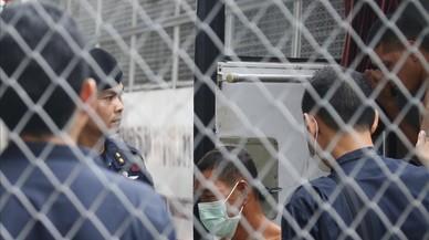 Primeras condenas por una macrooperación de tráfico de personas en Tailandia
