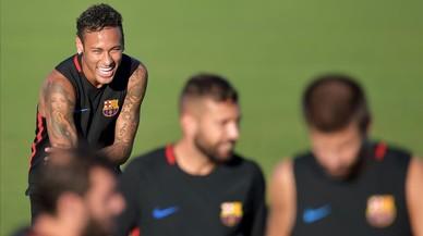 """Cancel·lat un acte de Neymar a Xangai perquè està """"tancant el seu traspàs"""""""