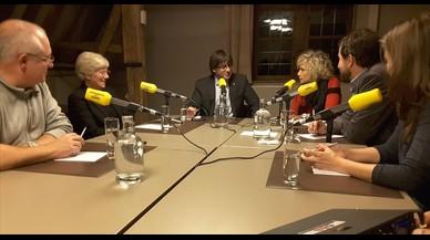 Els consellers a Bèlgica expliquen que cada membre del Govern va poder decidir què fer