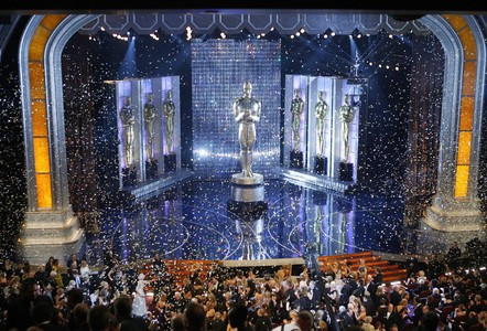 El Kodak Theatre de Los ngeles ha acogido la ceremonia de los Oscar la ltima dcada.