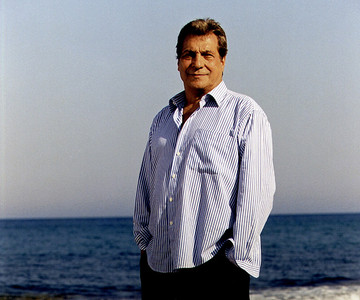 El actor Sancho Gracia.