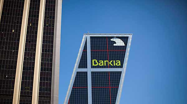 El FROB inyectar 4.500 millones de euros a Bankia