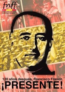 Cartell promocional de l'acte commemoratiu