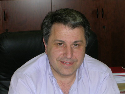 Josep M. Torrens, director general de Petromiralles, en una imatge del 2006.
