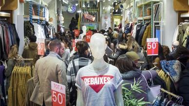 ¿Quina és la població de Catalunya amb més botigues?