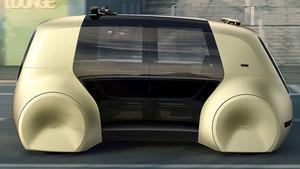 El Sedric Concept es el concept más atrevido presentado en Ginebra.