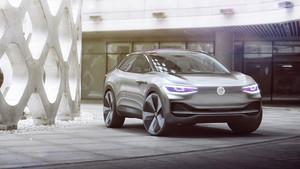 El I.D. Crozz será el SUV eléctrico de VW.