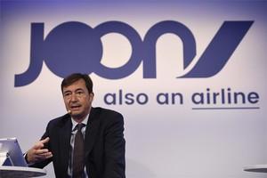 Franck Terner, director general de Air France.