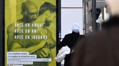 Alcaldes conservadores censuran una campaña antisida en Francia
