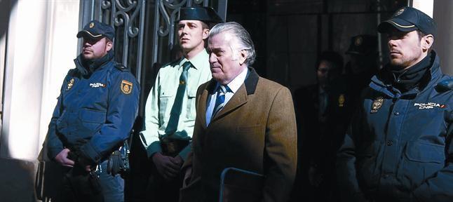 El PP y Bárcenas se verán en los tribunales tras no lograr la conciliación