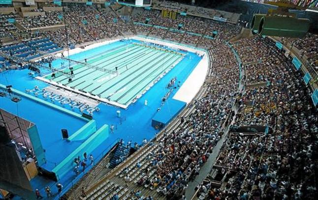 Barcelona repetir mundiales de nataci n en el a o 2013 for Piscina olimpica barcelona
