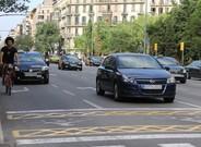 Barcelona quiere dar prioridad a los peatones y el uso de veh�culos sin motor para reducir la contaminaci�n.