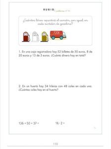 Cuadernos Rubio: Nostalgia del cálculo y la caligrafía