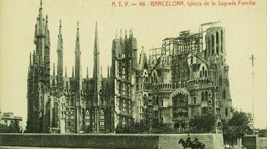 El Nodo del templo de Gaudí