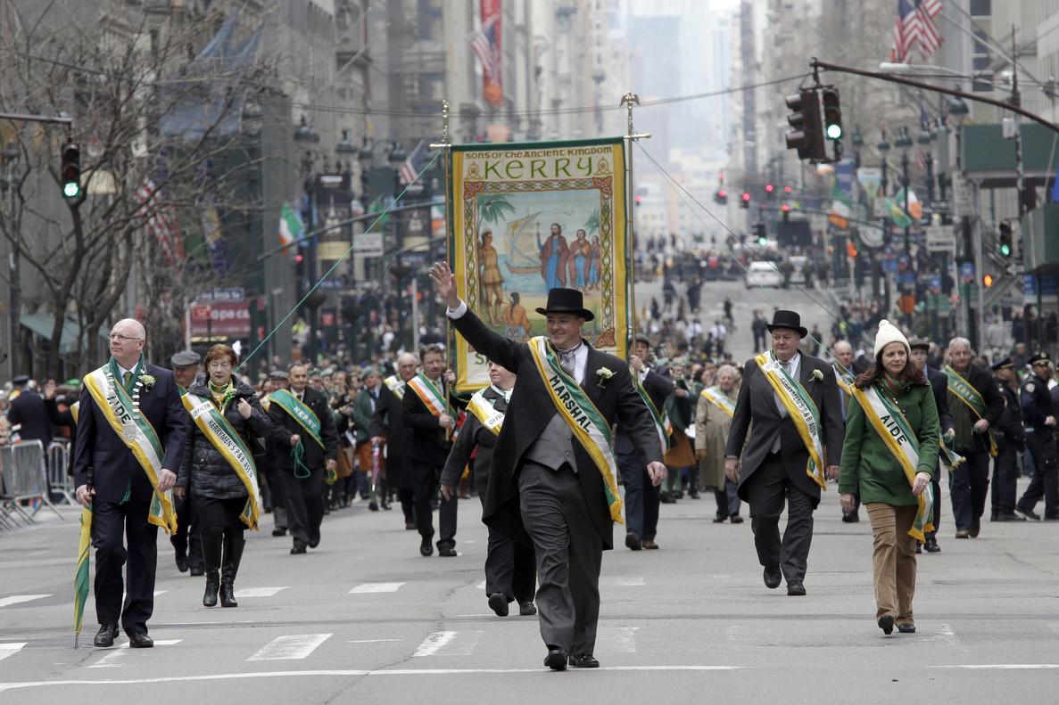 ¿Por qué el día de San Patricio se celebra el 17 de marzo?