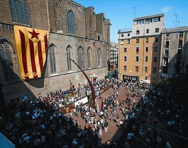La Barcelona de 1714