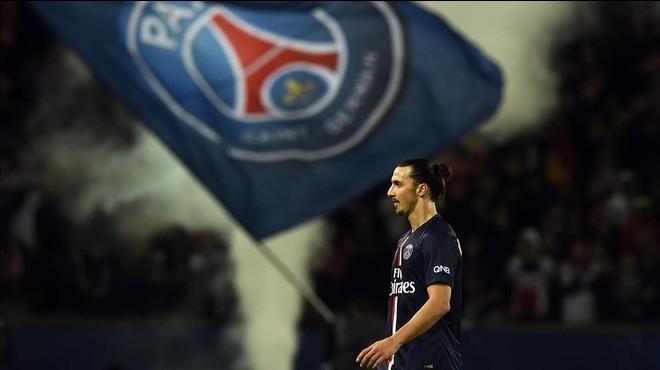 Ibrahimovic anuncia que deixa el PSG