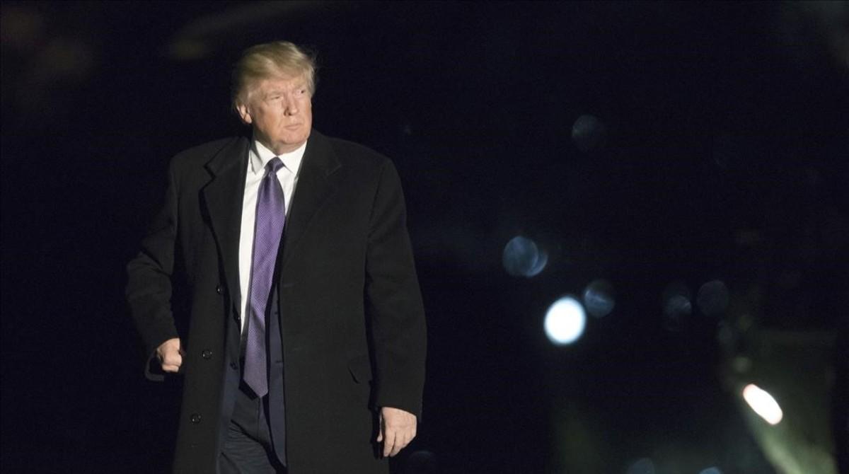 Trump, el caos como método