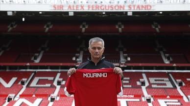 """Mourinho: """"Aquest desafiament no em posa nerviós"""""""
