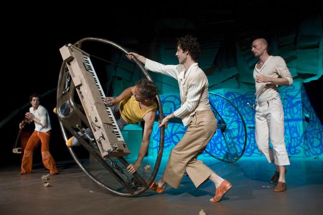La Fira Trapezi de Reus gana el Premio Nacional de Circo del Ministerio de Cultura