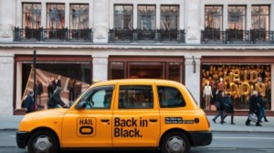 La digitalización del taxi según Hailo