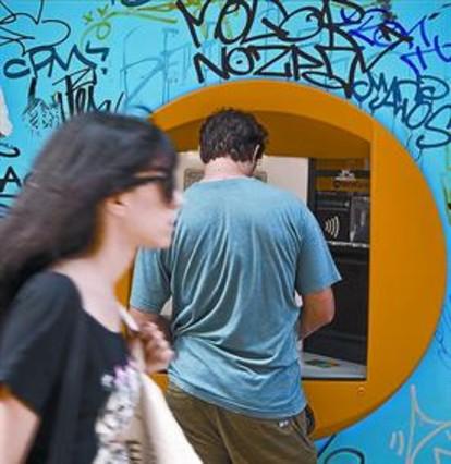Bcn tendr la tasa m s elevadas de espa a para cajeros for Cajeros barcelona
