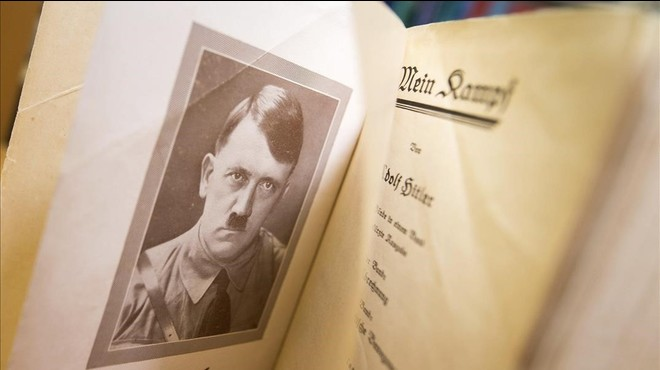 'Mein Kampf', la bíblia de Hitler