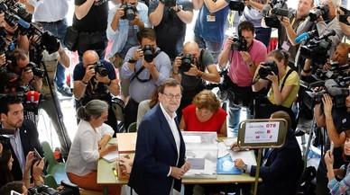 Dos tazas de Rajoy