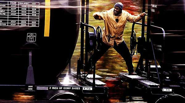Denzel Washington intenta parar un tren desbocat a 'Imparable'