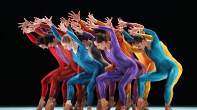 La companyia Introdans homenatja el coreògraf Hans Van Manen a Terrassa