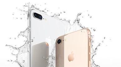 Apple, denunciada por publicidad engañosa de sus iPhone 8