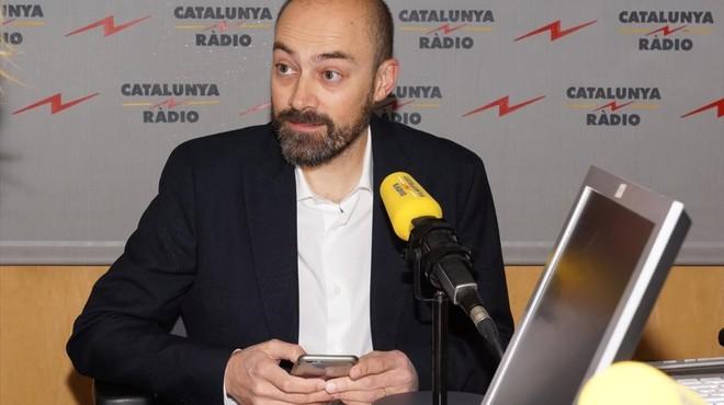 """Saül Gordillo: """"Ens hem de reinventar sent fidels a Catalunya Ràdio"""""""