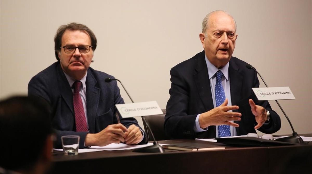 "El Cercle d'Economia reclama una política per ""reconduir el malestar social"""