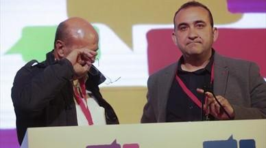 Las mujeres y los hombres de Pacheco en CCOO de Catalunya