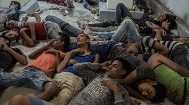 Egipte continua buscant centenars de desapareguts en el naufragi d'un vaixell