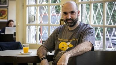 'Farishta': la clave de las aventuras en el tiempo de Marc Pastor