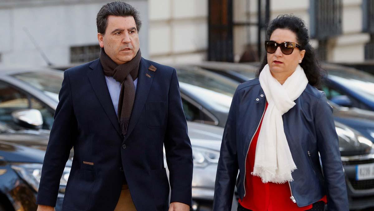 Marjaliza, penedit per haver cremat la documentació de la trama Púnica