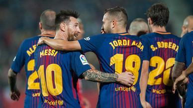 Así están las apuestas del Barça-Las Palmas