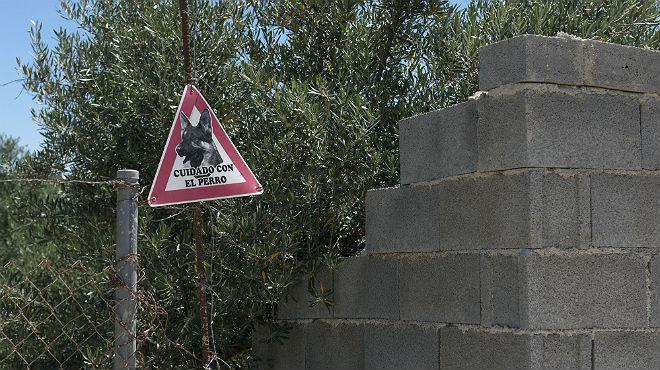 Mor un nen per l'atac d'un gos a Jaén