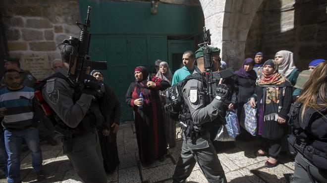 La intifada dels menors