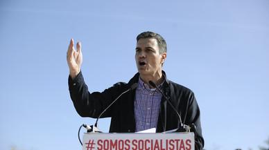 Sánchez revela dilluns a Madrid el seu pla per al PSOE